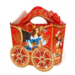 """Коробка """"Королевская карета"""""""