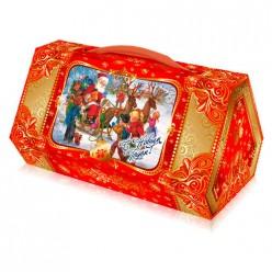"Коробка ""Кейс Деда Мороза"""