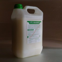 """Жидкое моющее средство для стирки """"Sarbio Favorite""""  канистра 4,5 кг"""