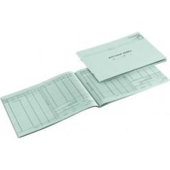 Кассовая книга, формат   А4, 48 листов