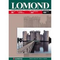 Бумага для фотопечати матовая А4, 100 листов, 90г/м2 (Lom-IJ-0102001)