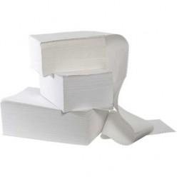 Бумага перфорированная 375х12 STARLESS с неотрывной перфорацией 2000 листов.