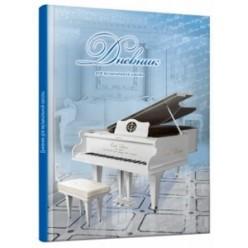 Дневник А5 48л д/муз школы, обл 7БЦ, понтонная печать, глянц/лам, Белоснежный рояль-2