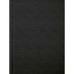Ежедневник А5 недатир, бумвинил, Черный, 272с