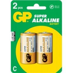 Батарейка LR20 GP, 2шт/уп