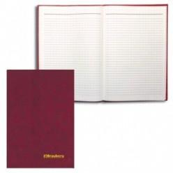 Книга канцелярская 096л линейка, обложка тв. бумвинил