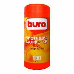 Салфетки чист.влажные  для поверхностей 100шт (BU-Tsurface)