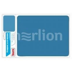 Коврик матерчатый синий 230х180х3мм (BU-CLOTH/blue)