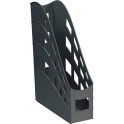 Лоток вертикальный 1секц 075мм EK, чёрный