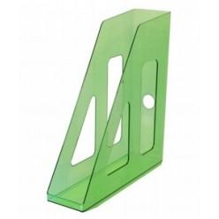 Лоток вертикальный 1секц 070мм Стамм Актив, зеленый GREEN