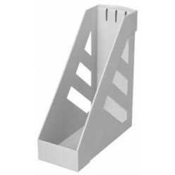 Лоток вертикальный 1секц 100мм Стамм Ультра, серый