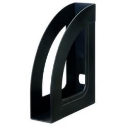 Лоток вертикальный 1секц 070мм Стамм Респект,черный