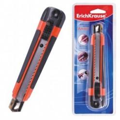 Нож канцелярский 18мм EK Arrow, блистер