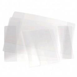 Обложка ПВХ для учебника 5-11кл, прозрачная, матовая, 110мкр (225х320 мм)