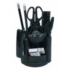 Набор настольный 12 предметов EK Mini Desk Fregatte, чёрный