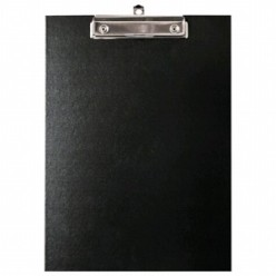 Планшет А4, картон, Стандарт EK, черный