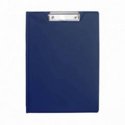 Планшет А4, пластик, Metallic, синий