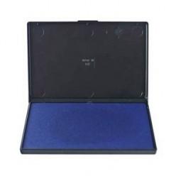 Штемпельная подушка синяя Trodat 7*11см пластиковый корпус