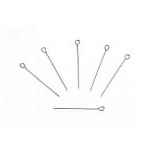Булавка металлическая с ушком (1000шт)
