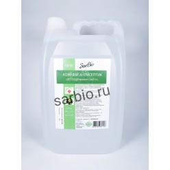 Кожный антисептик (готовый раствор), канистра 5 кг